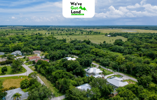 0.6 Acres of beautiful Florida land with no HOA fees!