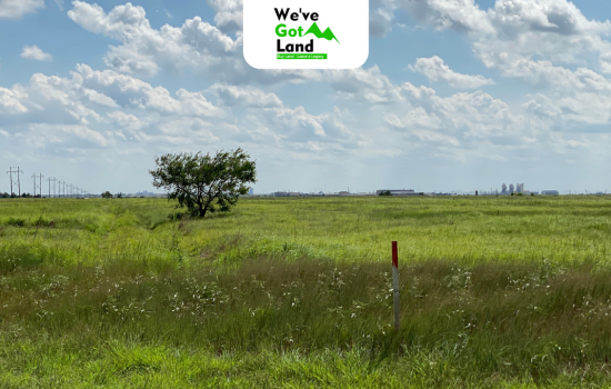 Multiple lots in Potter county, TX – NO restrictions NO HOA