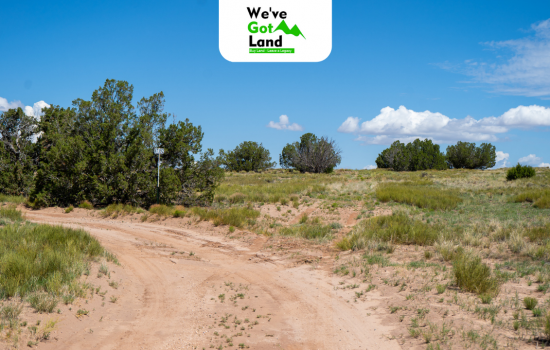2.32 Acres lot in Apache county, AZ – No restrictions and no HOA fees!!