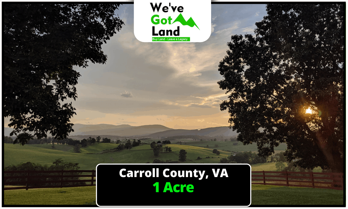 1 Acre Lot in Carroll County, VA