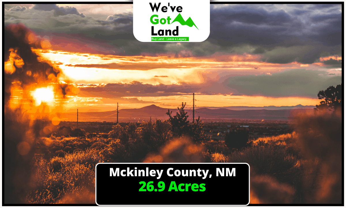 26.9 Acres in McKinley County, NM