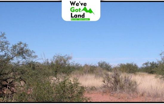 2 Adjacent Willcox Lots in Cochise