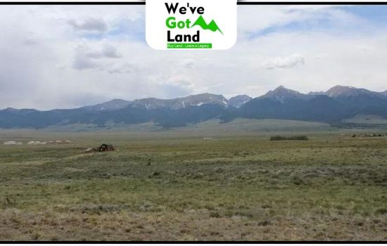 7.44 Acres in Westcliffe, CO