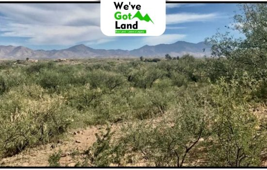 Best flat lot! 0.63 Acres in Rio Rico, AZ