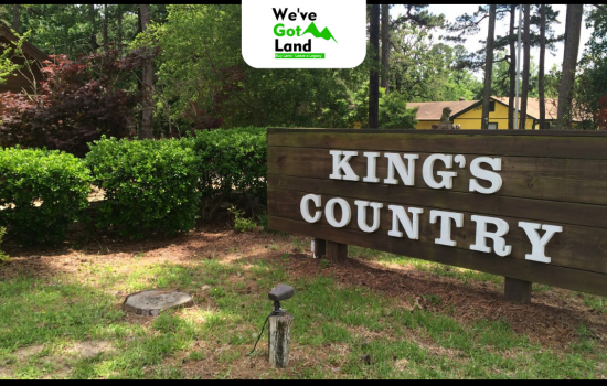 Two adjacent lots in Franklin county, TX