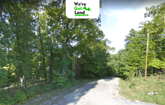 2 adjacent lots in Sharp county, AR – sold together