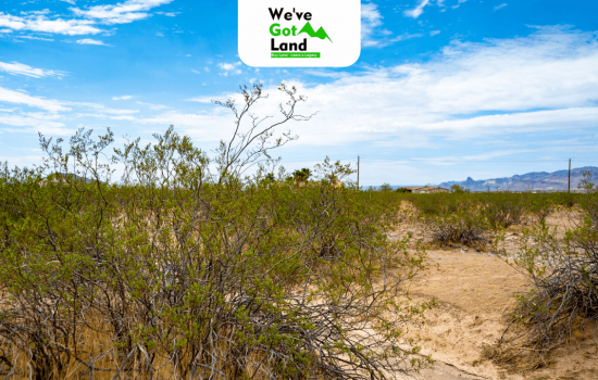 Two Adjacent Lots 2.5 Acres Each – Mohave County, AZ